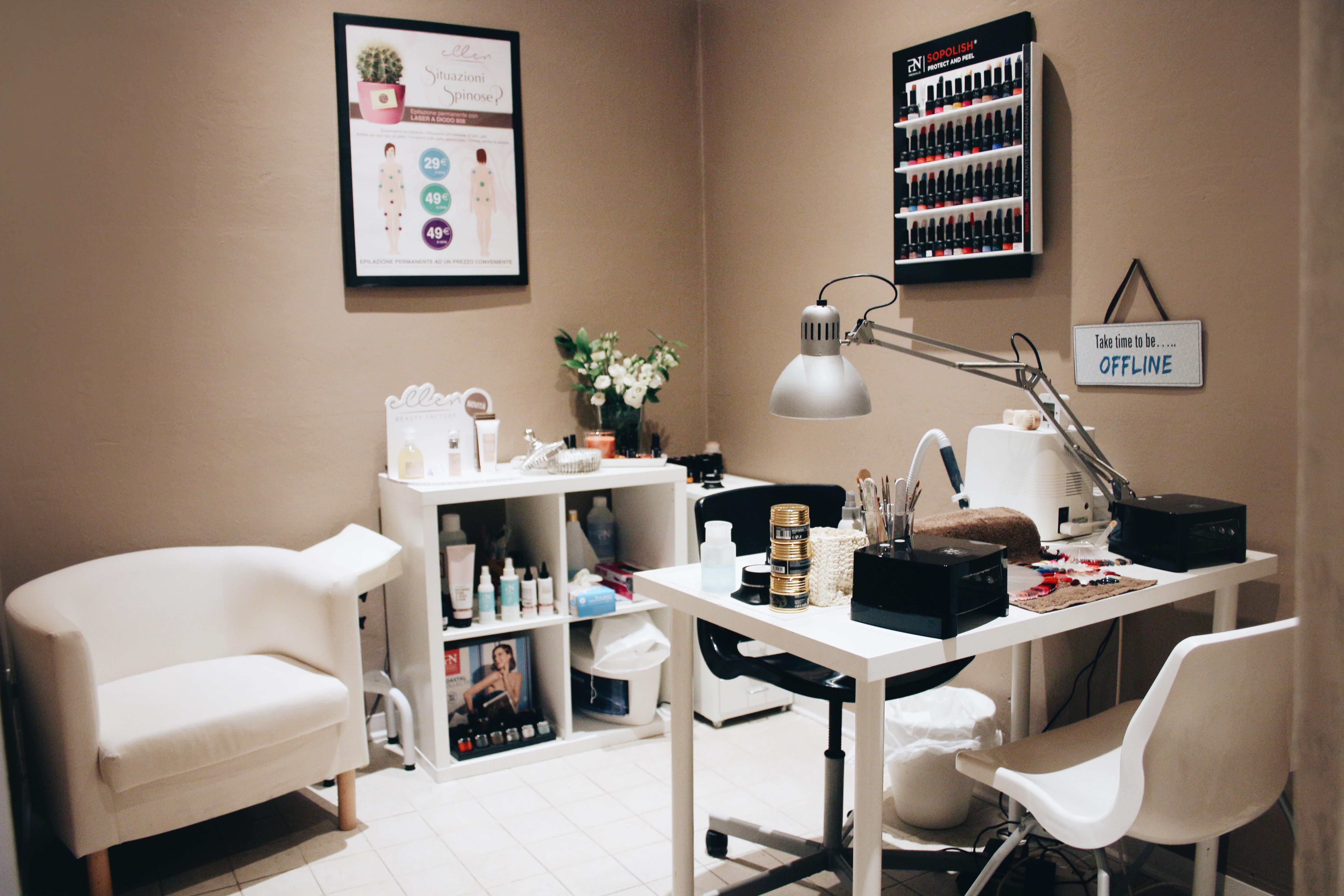 Ellen Beauty Factory