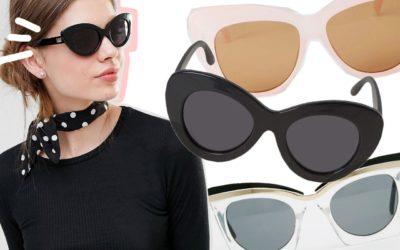 Occhiali vintage: la tendenza per il 2018
