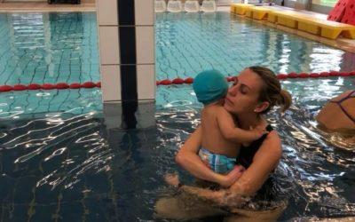 Acquaticità neonatale: crescere in acqua divertendosi