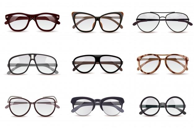 Montatura degli occhiali scelta estetica e di comfort