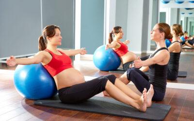 Gravidanza: i benefici del Pilates per mamma e bambino