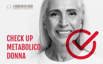Check up metabolico: valido strumento per affrontare la menopausa serenamente